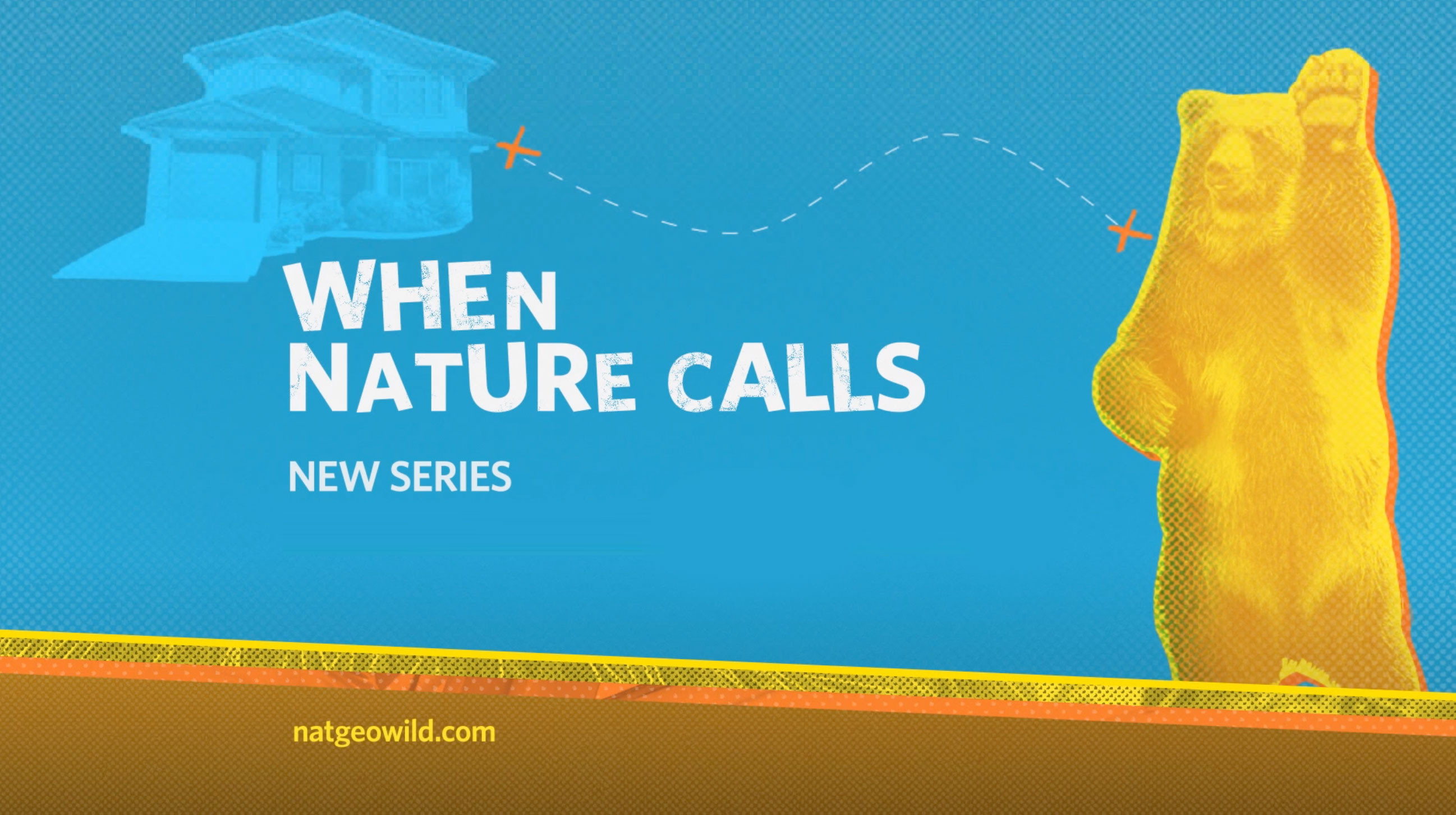 When Nature Calls on NatGeoWild