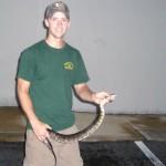 Snake Catcher Ryan Boyd